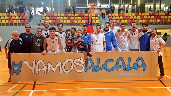 Club Baloncesto Alcalá, clasificado para la Final Four de ascenso a la Liga EBA